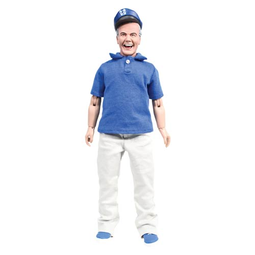 Gilligan's Island Series 1 The Skipper 12-Inch Action Figure
