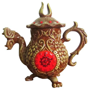 Alice Madness Returns Teapot Replica