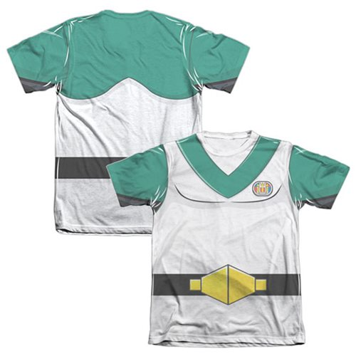 Voltron Green Lion Pilot Pidge Costume T-Shirt