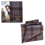 Outlander MacKenzie Tartan Pocket Square