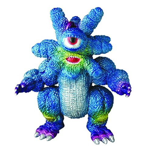 Gumlla Blue Version Sofubi Vinyl Figure
