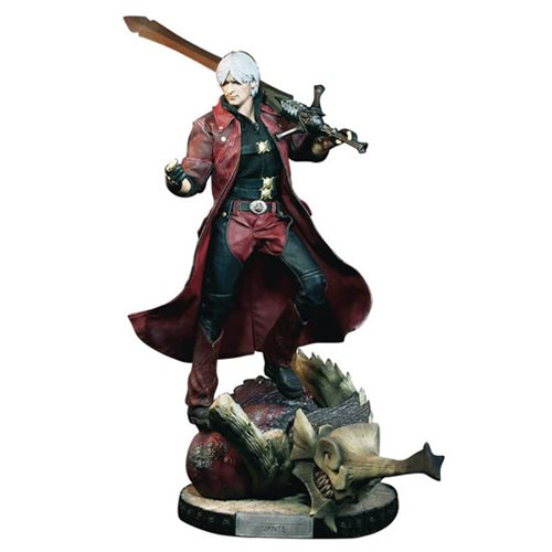 Devil May Cry IV Dante Luxury Version 1:6 Scale Action Figure