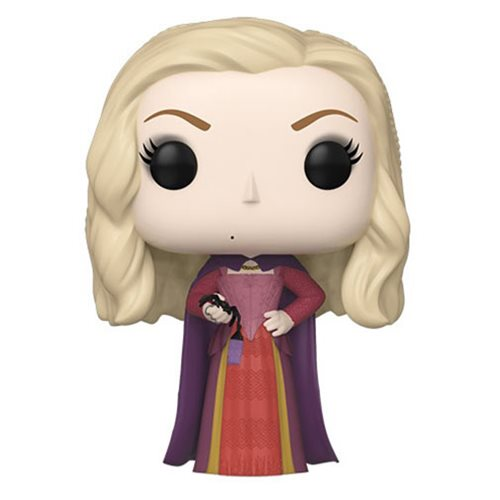 Hocus Pocus Sarah with Spider Pop! Vinyl Figure, Not Mint