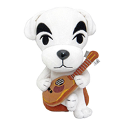 Animal Crossing K.K. Slider 8-Inch Plush