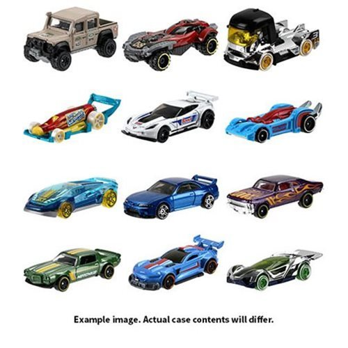 Hot Wheels Basic Car 2019 Wave 13 Case