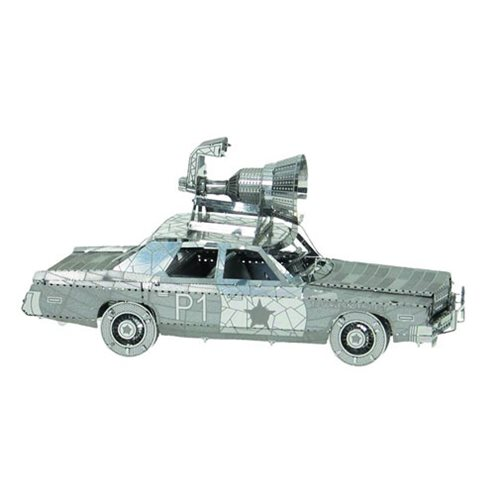 Blues Brothers Bluesmobile 3D Metal Model Kit