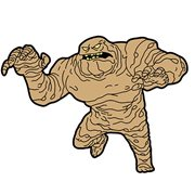 Batman: The Animated Series Clayface Mega Magnet