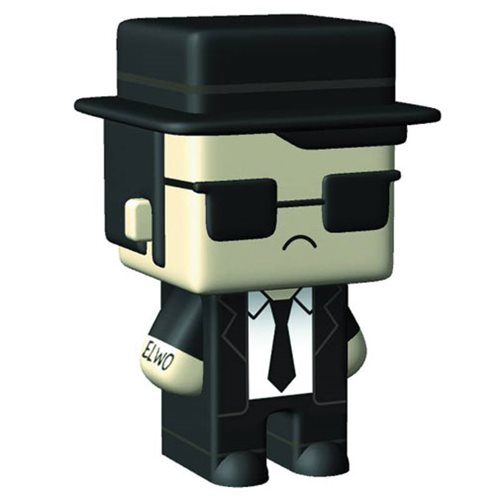 The Blues Brothers Elwood Pixel Mini-Figure
