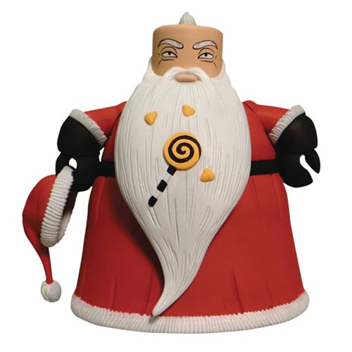 Nightmare Before Christmas Santa Vinimate Figure