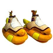 Beatles Yellow Submarine Plush Slippers