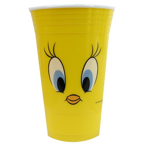 Looney Tunes Tweety Yellow Party Cup