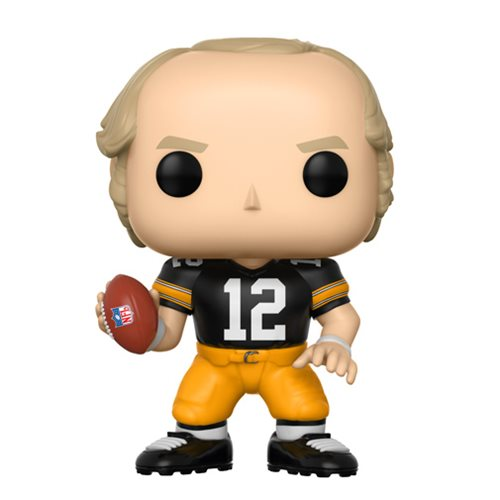 NFL Legends Terry Bradshaw Steelers Home Pop! Vinyl Figure #85
