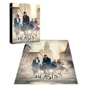 Fantastic Beasts The Search 1,000-Piece Puzzle