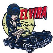 Elvira Vince Ray Mobile Patch