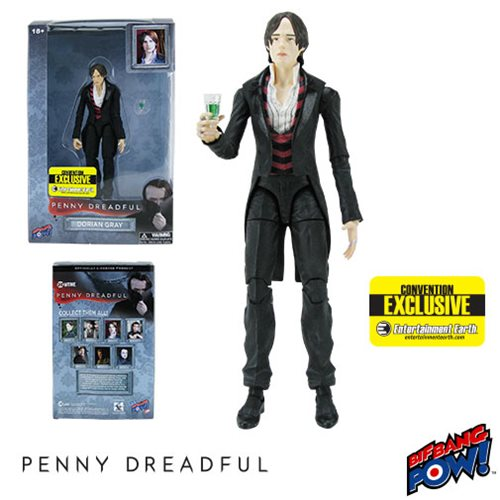 Penny Dreadful Dorian Gray 6-Inch Action Figure - Convention Exclusive