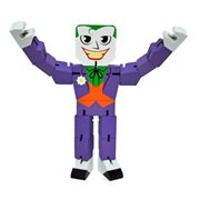 DC Comics The Joker Wood Warriors Action Figure