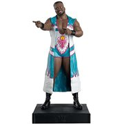 WWE Championship Collection Big E Statue with Collector Magazine