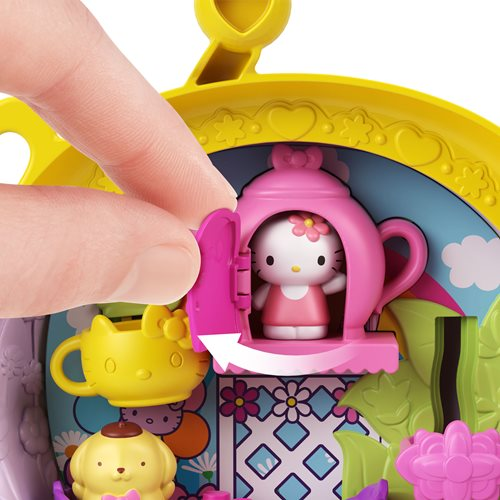 Hello Kitty and Friends Minis Tea Party Playset