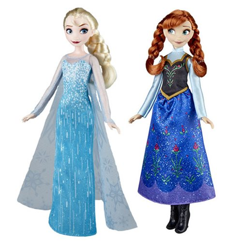 Frozen Classic Dolls Wave 2 Case