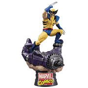 Marvel Comics Wolverine D-Stage Series 6-Inch Statue - Previews Exclusive