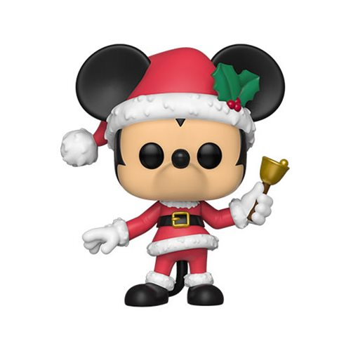 Disney Holiday Mickey Mouse Pop! Vinyl Figure