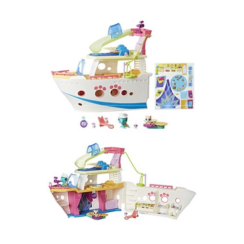 Littlest Pet Shop Cruise Ship