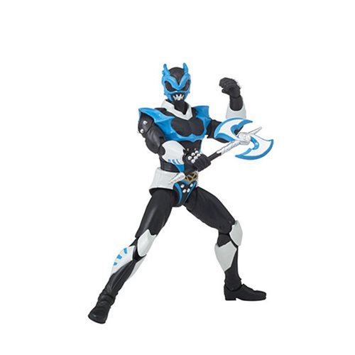 Power Rangers In Space Psycho Blue Ranger Action Figure