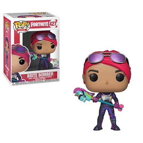 Fortnite Brite Bomber Pop! Vinyl Figure #427, Not Mint
