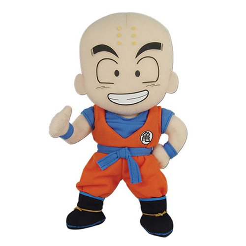 Dragon Ball Z Krillin 8-Inch Plush