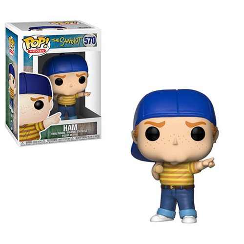 The Sandlot Ham Pop! Vinyl Figure #570