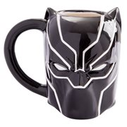 Black Panther 20 oz. Ceramic Sculpted Mug