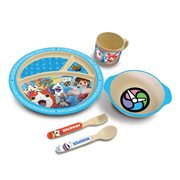 Yo-kai Watch Bamboo Mealtime Set