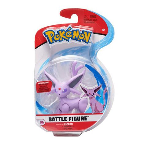 Pokemon Battle 2-Inch and 3-Inch Random Action Figures Case of 12