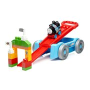 Mega Bloks Thomas and Friends Racing Railway Wagon Set