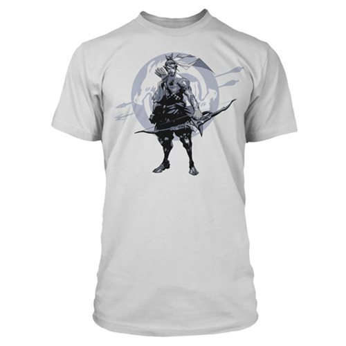 Overwatch Redemption Through Honor White T-Shirt