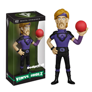 Dodgeball White Goodman Vinyl Idolz Figure