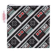 Nintendo NES Controller Reusable Snack Bag