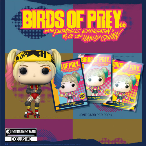 Birds of Prey Collector Cards