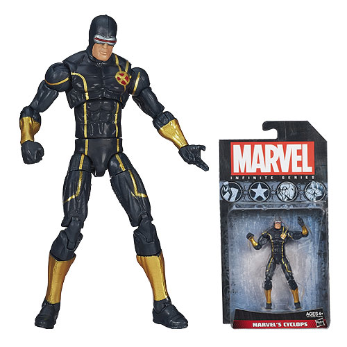 Marvel Infinite Series Cyclops 3 3/4-Inch Action Figure