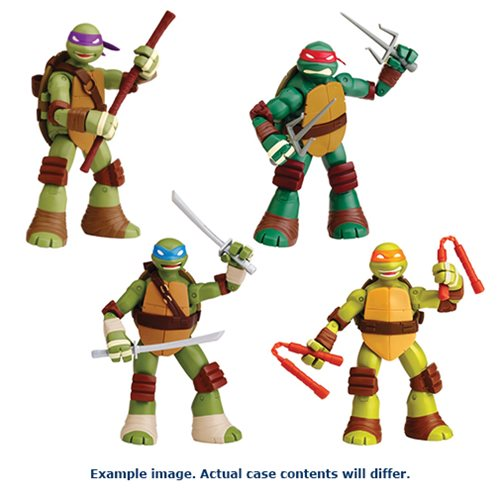Teenage Mutant Ninja Turtles: Out of the Shadows Movie Extreme Battle Shell Case