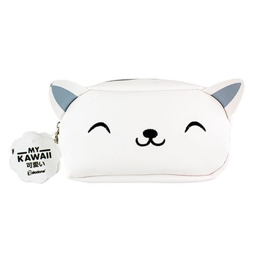 Meow Do I Look Cat Makeup Bag