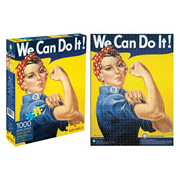 Rosie the Riveter 1,000-Piece Puzzle