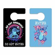 Lilo & Stitch Stitch Door Hanger
