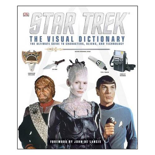 Star Trek: The Visual Dictionary Book