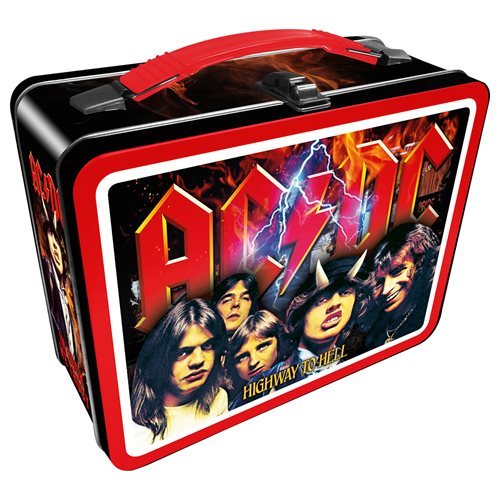 AC/DC Gen 2 Fun Box Tin Tote