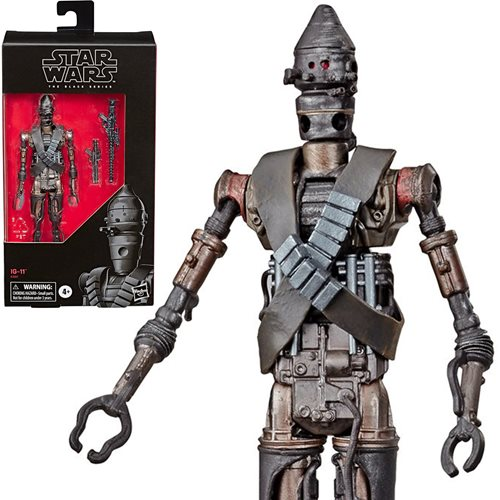 Star Wars The Black Series IG-11 6-inch Action Figure - Exclusive
