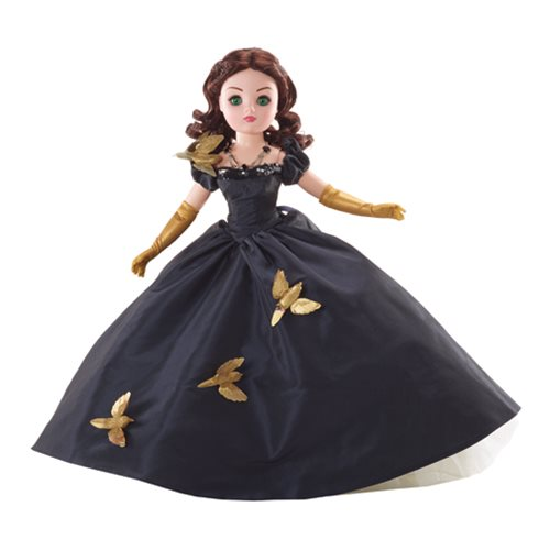 Gone with the Wind Scarlett O'Hara in Love Birds Dress Madame Alexander Doll