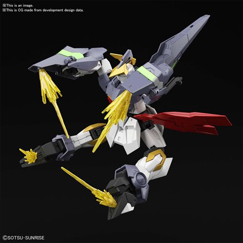 Gundam Build Divers Re:Rise #33 Gundam Aegis Knight HGBD 1:144 Scale Model Kit