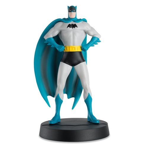 Batman 1940s Decades Collection Figure with Collector Magazine