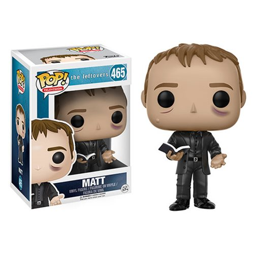 The Leftovers Matt Pop! Vinyl Figure